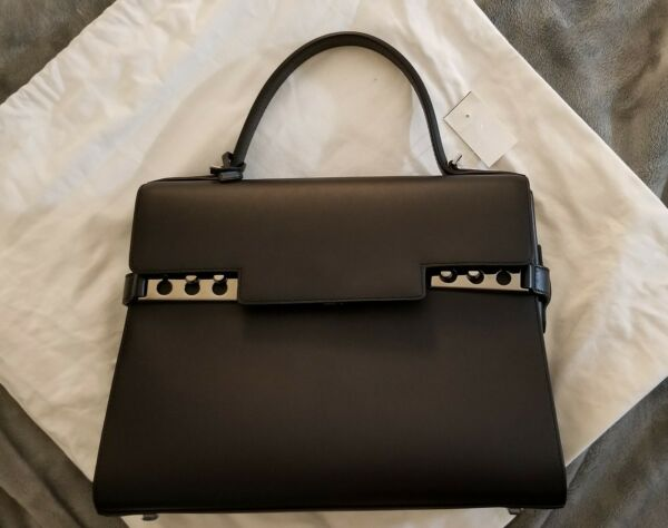 Brand New Authentic Large Delvaux Tempete Bag