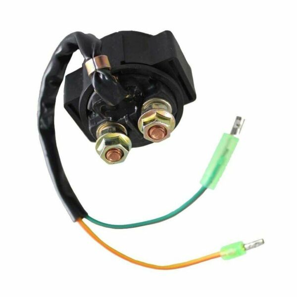 GY6 50cc 90cc 125cc 150cc Chinese Scooter ATV Starter Solenoid Relay 2 Pin