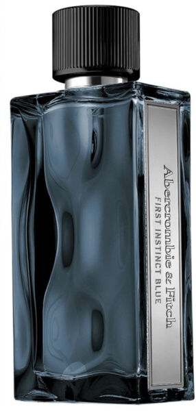 Abercrombie amp; Fitch First Instinct Blue cologne him 3.4 3.3 oz EDT New Tester