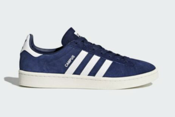 Men's Brand New Adidas Campus Athletic Fashion Everyday Sneakers BZ0086 -Sz 12-