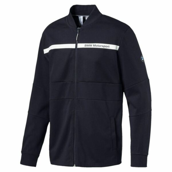 575256 01 Mens Puma BMW Motorsport Sweat Jacket