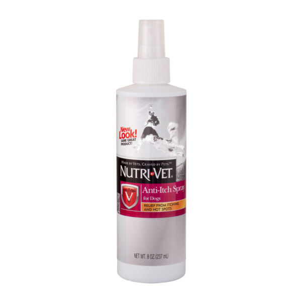Anti Itch Dog Spray Immediate relief from Skin Itching amp; Hot Spots 8oz USA Made $11.94