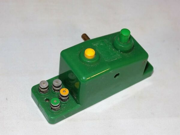 Trix Express #2 Yellow&Green Switch for track Switches