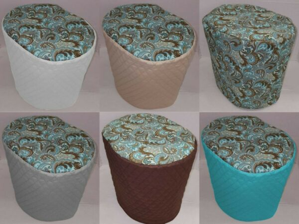 Brown amp; Teal Paisley Cover Compatible with Keurig Coffee Brewing Systems