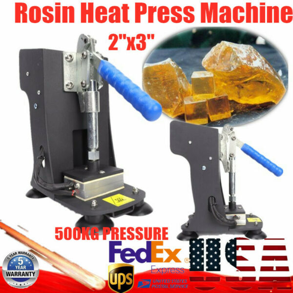Rosin Heat Press 2