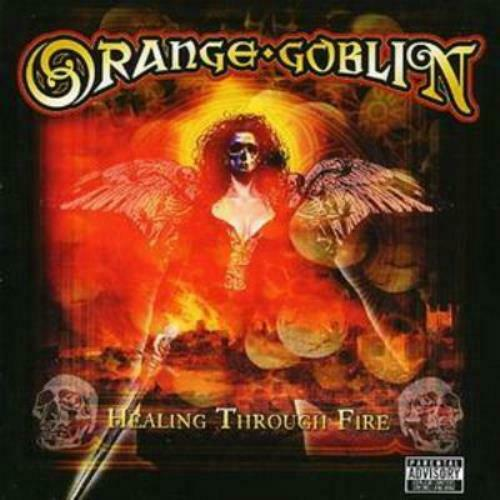 Orange Goblin : Healing Through Fire CD Album with DVD 2 discs (2007)