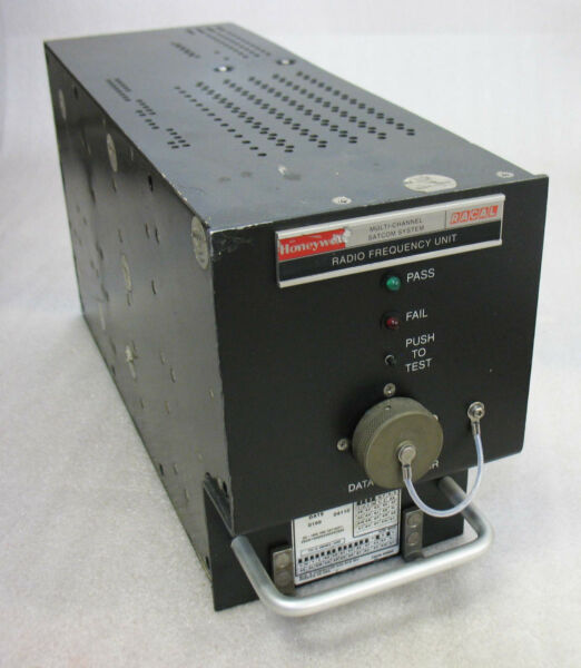 Honeywell SATCOM RF-600 Radio Frequency Unit pn 7516240-60050