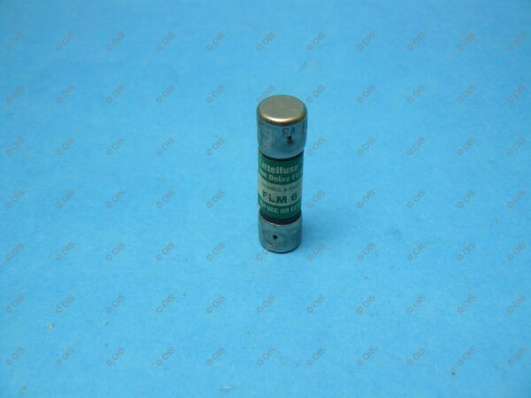 Littelfuse FLM6 Time-delay Fuse Midget 6 Amps 250VAC125VDC Tested