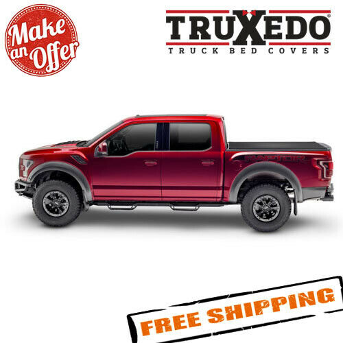 TruXedo 1563716 Sentry CT Tonneau Cover for 2007-2019 Toyota Tundra 5'6