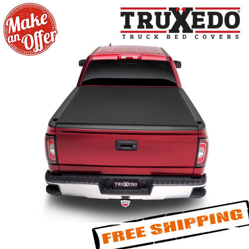 TruXedo 1549816 Sentry CT Tonneau Cover for 2015-2019 GM CanyonColorado 5' Bed