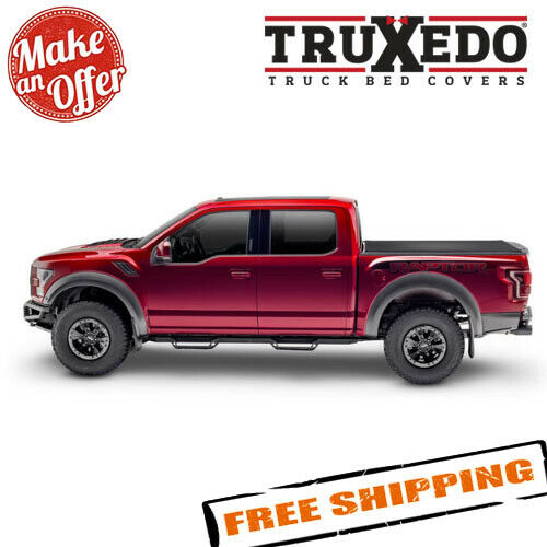 TruXedo 1598116 Sentry CT Tonneau Cover for 2009-2014 Ford F-150 6'6