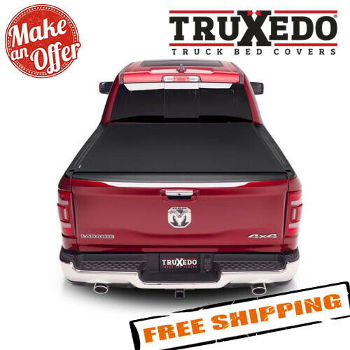 TruXedo 1585916 Sentry CT Tonneau Cover for 2019 Ram 1500 5'7