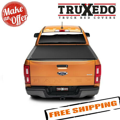 Truxedo 1531116 Sentry CT Tonneau Cover for 2019 Ford Ranger 6' Bed