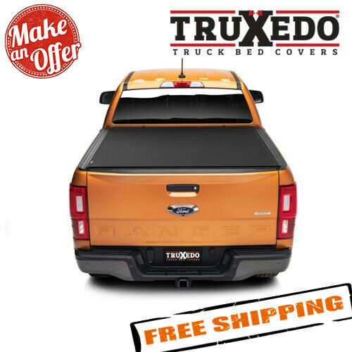 Truxedo 1531016 Sentry CT Tonneau Cover for 2019 Ford Ranger 5' Bed