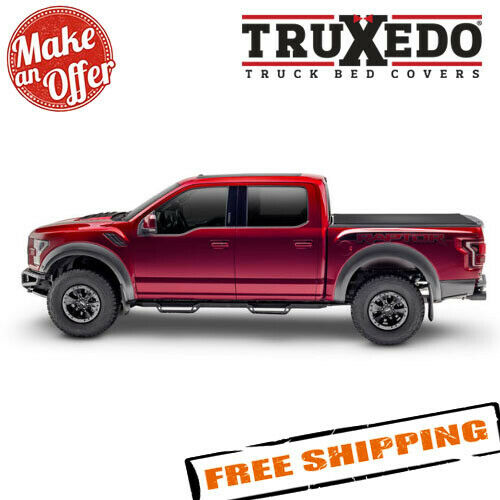 TruXedo 1569616 Sentry CT Tonneau Cover for 08-16 Ford F-Series Super Duty 8'2