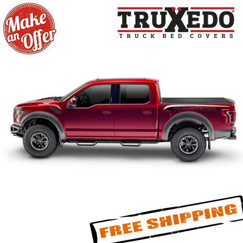 TruXedo 1579616 Sentry CT Tonneau Cover for 17-19 Ford F-Series Super Duty 8'2