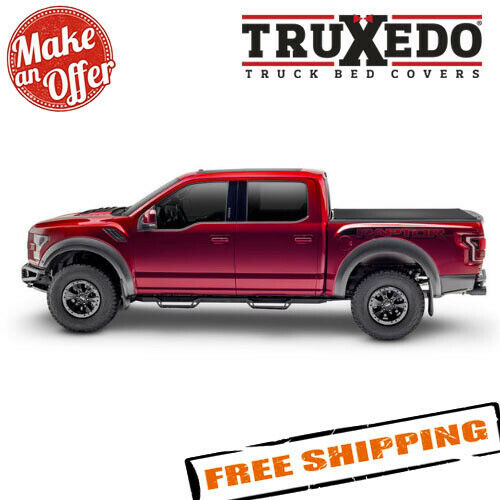 TruXedo 1546716 Sentry CT Tonneau Cover for 2007-2019 Toyota Tundra 8' Bed