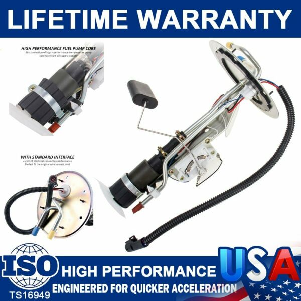 Fuel Pump Assembly For Ford F-150 4.24.6L 5.4L P74853S 1999 2000 2001 2002 2003