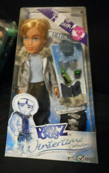 Bratz New Cameron Wintertime Collection MGA Entertainment Cool Accessories $34.00