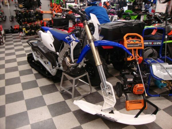 CAMOPLAST SNOW TRACK KIT FOR 2007-2015 YAMAHA WR250F AND WR450F #0973