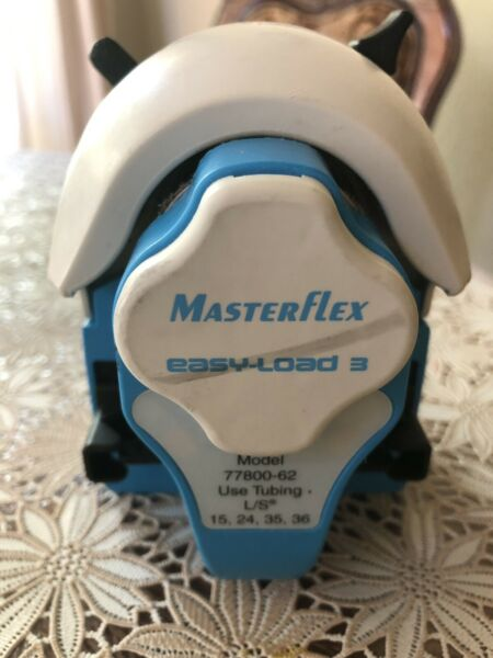 MasterFlex Easyload 3 Pump Head 77800 62 $199.00