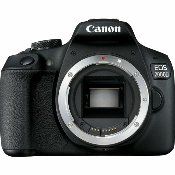 Canon EOS 2000D Rebel T7 DSLR Camera
