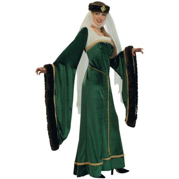 Renaissance Costumes for Women Adult Medieval Lady Fancy Dress $45.78