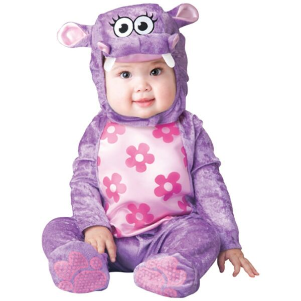 Hippo Baby Costume Halloween Fancy Dress