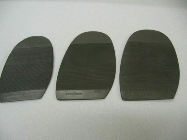 GoodYear  Neolite Protective Half Sole Guards -Shoe Repair - Pic-A-Size  -1 Pair $5.59
