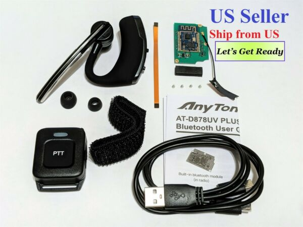 AnyTone Bluetooth module package for AnyTone AT-D878UV    US Seller