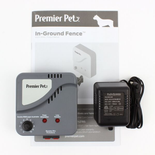 Premier Pet by PetSafe Dog Fence In-Ground Containment Transmitter RFA-582