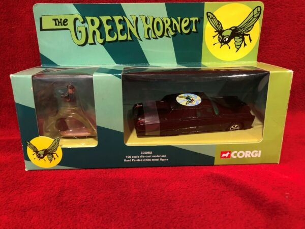 die cast Green Hornet Set Watch Out For The Gas Gun MIB NEW