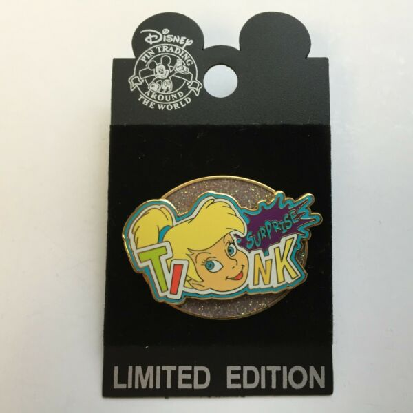 WDW - Surprise Pin Collection 2006 Tinker Bell LE 1000 - Disney Pin 45166