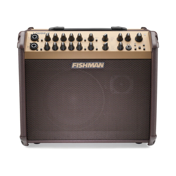 Fishman Loudbox Artist BT - 120W 1x8 Acoustic Combo Amp with Bluetooth