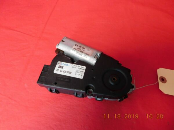 2002 2006 MINI COOPER SUNROOF MOTOR OEM $50.00