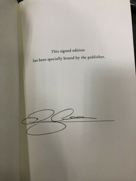 Ray Allen Signed Book: