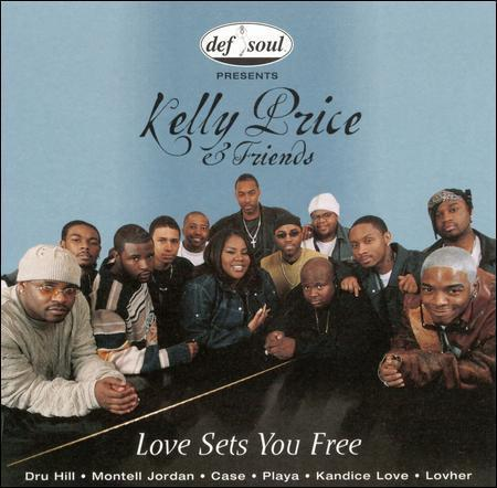 Love Sets You Free Vinyl Single Single by Kelly Price CD Apr 2000 Def... $5.00