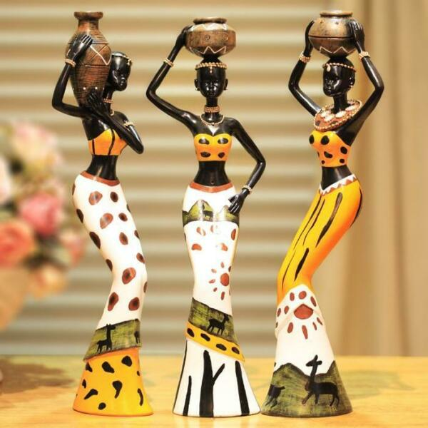 Living Room Decoration Ornaments Home Furnishing Jewelry Figurine Doll