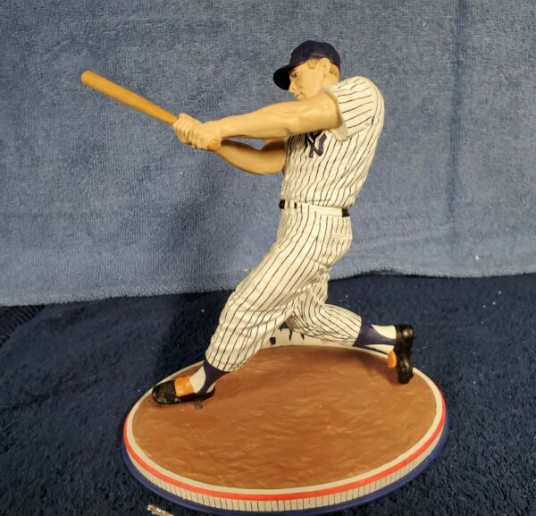 Sports Impressions Cold Cast Figurine Mickey Mantle New York Yankees (1993)