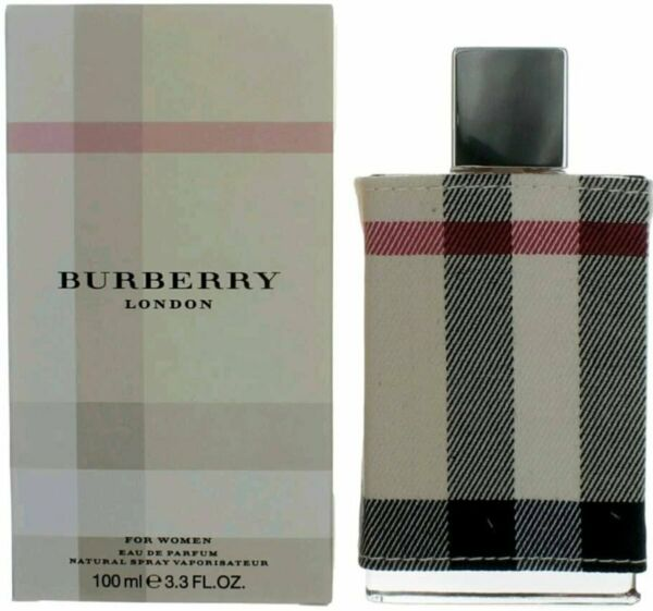 BURBERRY LONDON by Burberry perfume for women EDP 3.3 3.4 oz New in Box $30.40