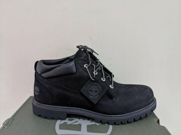 Timberland Men#x27;s Classic Oxford Waterproof Boots NIB $99.99