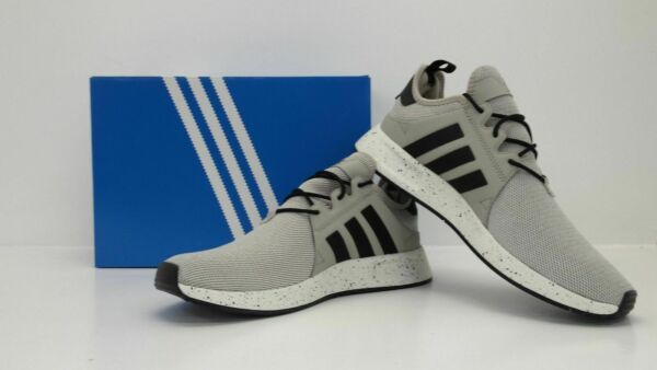 Adidas Shoes Classic Athletic Training Running  Black Grey Sneakers Size 10 New
