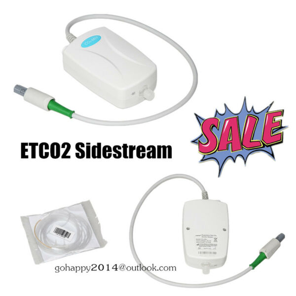 USA Capnography EtCO2 Respiratory Gas CO2 Monitor ModuleSidestream for patient