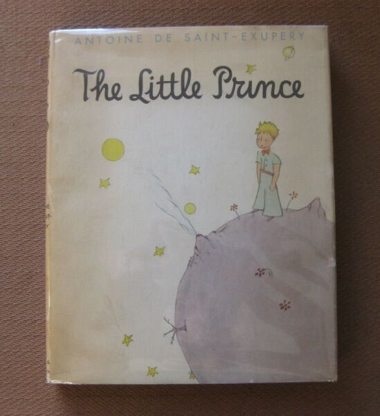 THE LITTLE PRINCE -Antoine de Saint-Exupery - 1943 Reynal -  1st2nd printing