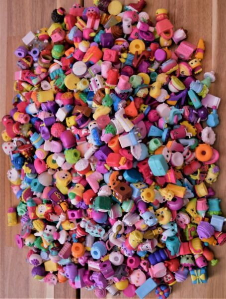 50 Shopkins Lot with Random selections from Seasons 1234567 and 8910 $26.89