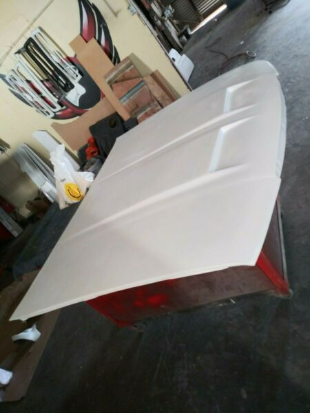 CHEVROLET CAPRICE IMPALA SS HOOD SC1 FUNCTIONAL HOOD REDESIGN MADE IN USA