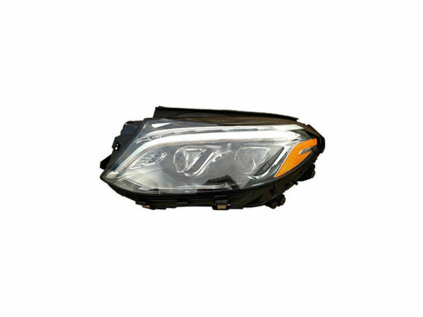 For 2016 Mercedes GLE300d Headlight Assembly Left - Driver Side 11845FY