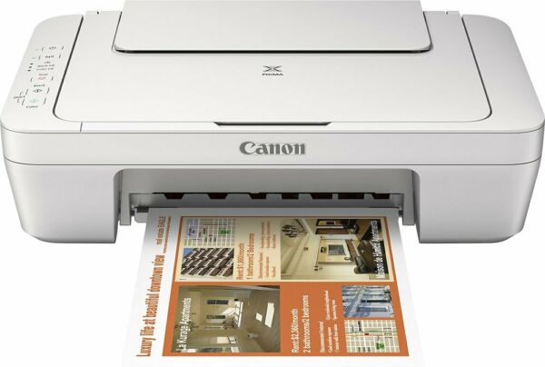 Canon Pixma MG 2920 Wireless Inkjet All-in-One Mobile Home Office Printer Copier
