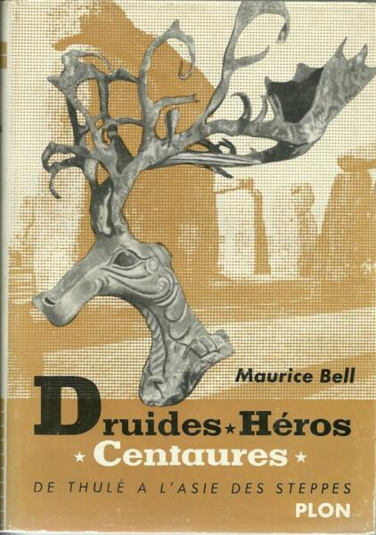 Archaeology Druids Heros Centaur Thule A L Asia Of Steppes 1955 $18.13