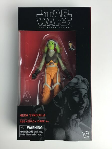 Star Wars: The Black Series - #42 Hera Syndulla - Sealed -
